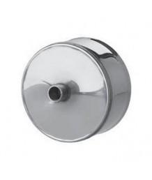 Дымоходы: заглушка внешняя с конденсатоотводом