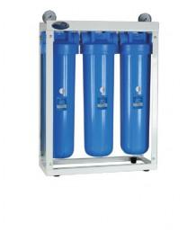 Трехступенчатая система фильтров Aquafilter HHBB20 с манометром