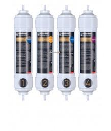 Набор картриджей K687 для фильтра Новая вода Expert M410