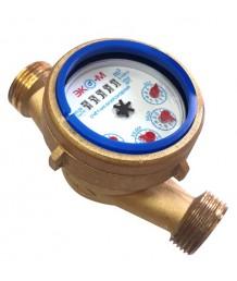Счетчик воды ЭКОМЕРА-15 М (мокроходный)