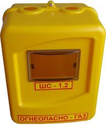 Шкаф ШС-1,2 пластик (для газового счетчика)