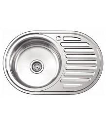 Кухонная мойка  770*500 L-77750 матовая