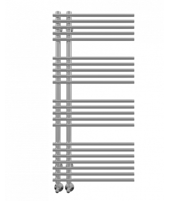 "Полотенцесушитель Terminus ""Астра"" П22 500x1096"