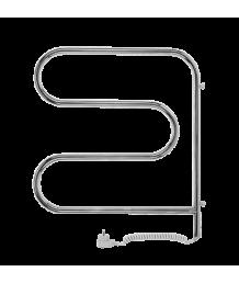 Полотенцесушитель Terminus F-образный поворотный 500х500