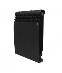 Алюминиевый радиатор Royal Thermo BiLiner 500х80 графит