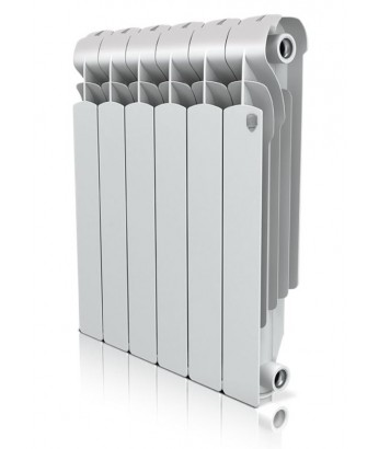 Алюминиевый радиатор Royal Thermo Indigo 500