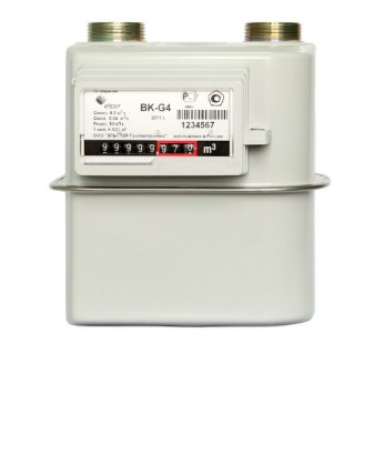 Счетчик газа ELSTER BK-G4