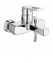 Смеситель LEDEME д/ванны Серия Н55 короткий излив (L3055)