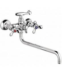 Смеситель LEDEME LUX для ванны (2612)