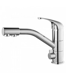 Смеситель MILARDO д/кухни Devis DAVSBF0M05 MI с каналом для фильтрованной воды