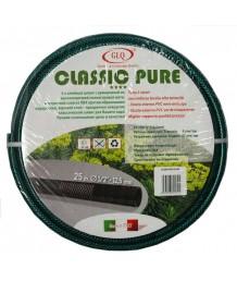 """Шланг пищевой GLQ CLASSIC PURE армированный 3-х слойный шланг 50м 1/2"""" Р=9BAR"""
