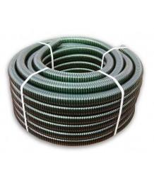 """Шланг пищевой ALIFLEX со спиральной армировкой для скважин 25м 2"""""""