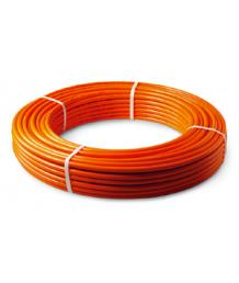 Труба полимерная Мактерм 16х2,0  РЕ-RT(оранж) с EVON
