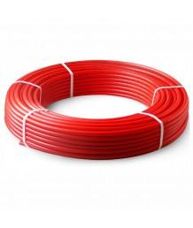 Труба полимерная Мактерм 16х2,0  РЕ-RT(красная)
