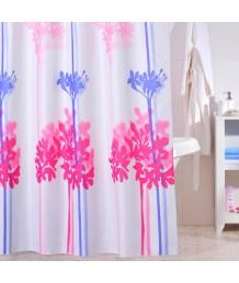 Штора IDDIS д/ван. комнаты Lilac 200х240