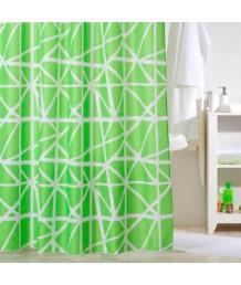 Штора IDDIS д/ван. комнаты Green Nest 200х200