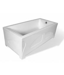 Ванна из литьевого мрамора Дельта 150А 1500х700