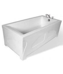 Ванна из литьевого мрамора Дельта 160А 1600х700